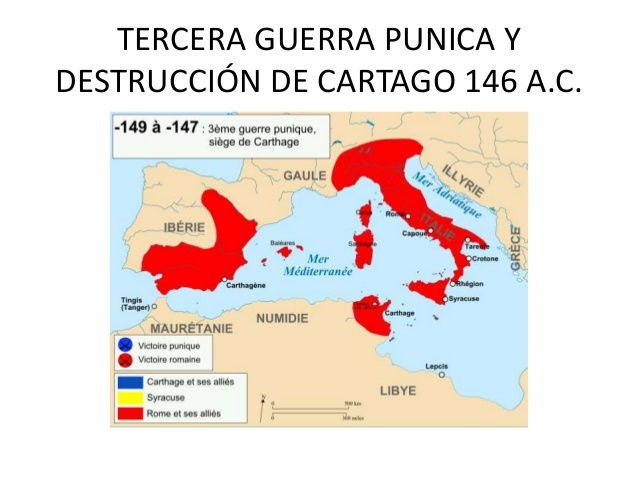 Tercera Guerra Púnica
