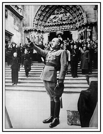 Se nombra a Francisco Franco Jefe de Gobierno del Estado Español