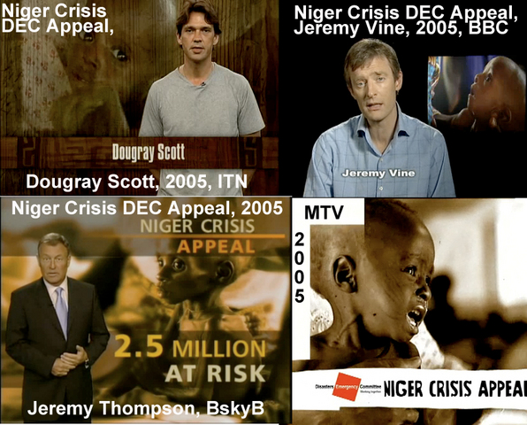 Niger Crisis Appeal