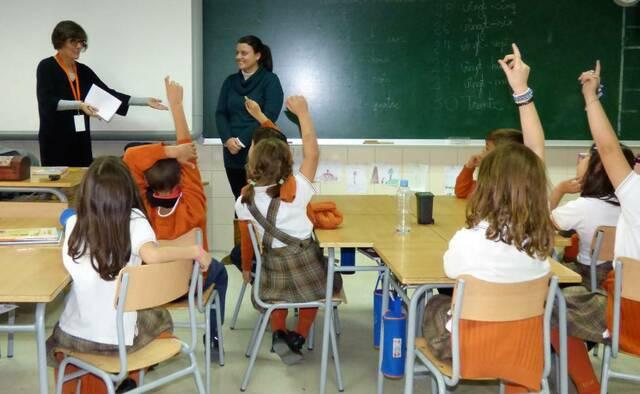 A la primaria