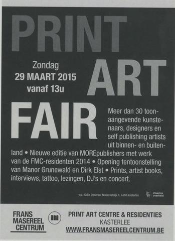Print art fair