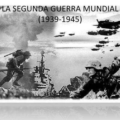 II Guerra Mundial timeline