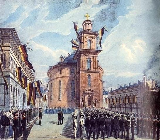National Assembly Paulskirche