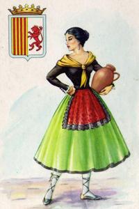 Reina del Centre d'Aragó