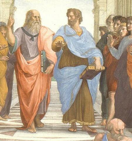 Justiniano manda fechar a Escola de Atenas