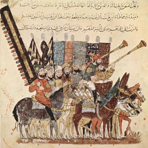 Invasão árabe da Península Ibérica