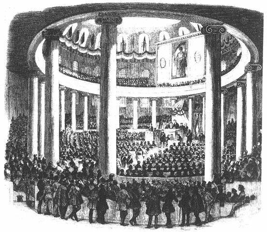 Preliminary Parlament