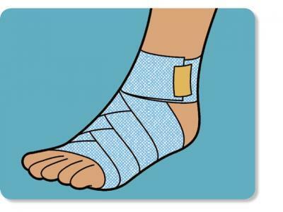 Operació del peu:
