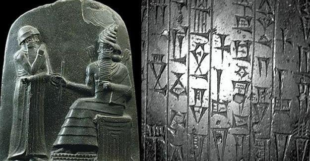 Sümerlerin tarihte ki ilk yazılı kanunları yapmaları