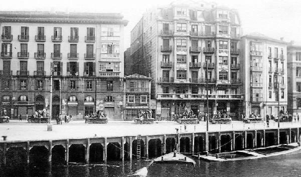 Ofensiva del Norte: Toma de Bilbao