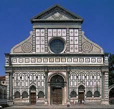 Facciata Santa Maria Novella