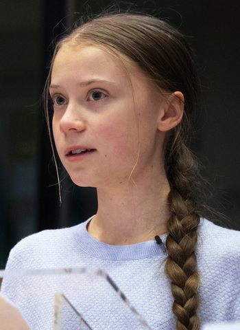 Greta Thunberg (Fet Històric Climàtic)