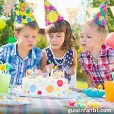 Primera festa d'aniversari!