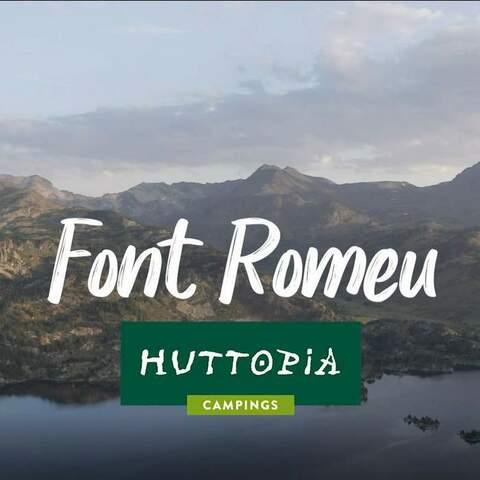 Camping font romeu