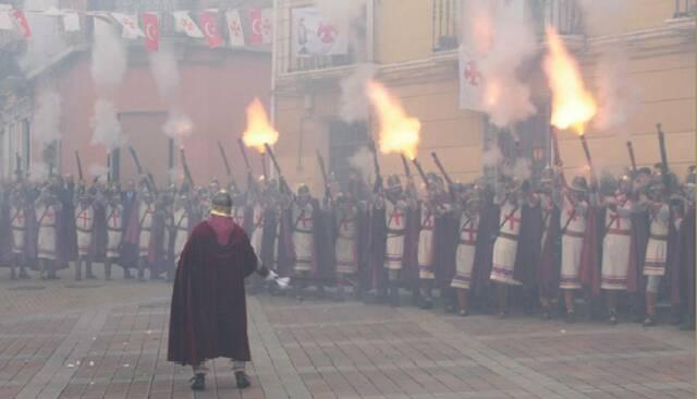 La pólvora (1314-1326)