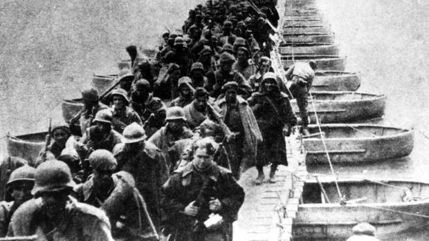 Batalla del Ebro: inicio