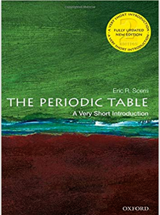 2nd edition, A Very Short Introduction to the Periodic Table