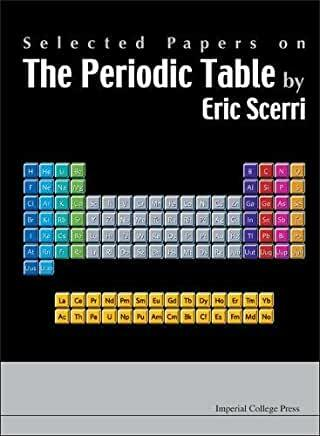 Collected Papers on the Periodic Table by Eric Scerri,