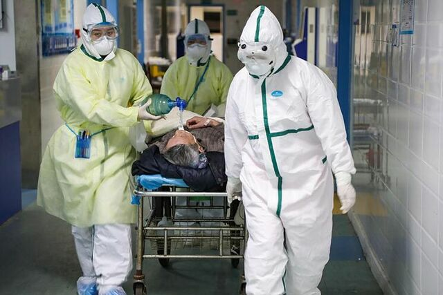 First dead from coronavirus in China