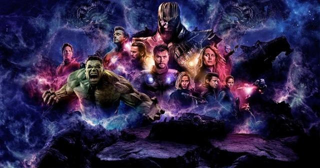 Мстители: финал