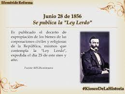 Ley Lerdo