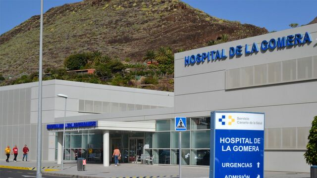 First positive case of coronavirus in Spain, joined to the La Gomera hospital.