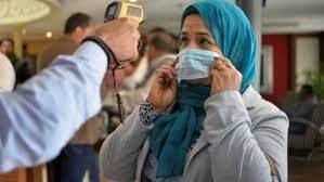 The coronavirus reaches africa. First positive for coronavirus in Egypt
