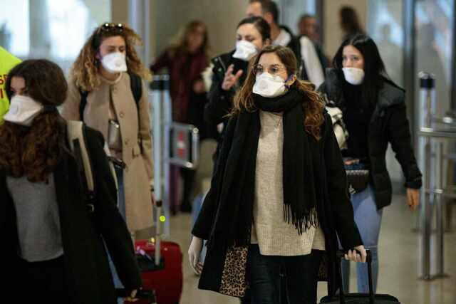 Brazil reports the first case of coronavirus in South America.