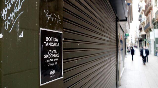 Les botigues tanquen (ECONÒMIC)
