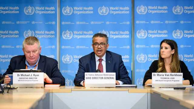 WHO declares the outbreak to be a pandemic. The virus has spread to 114 countries and has killed 4,000 people and infected almost 120,000
