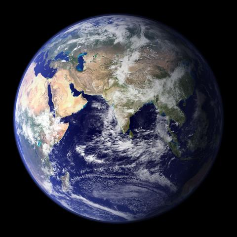 La Terra è completa