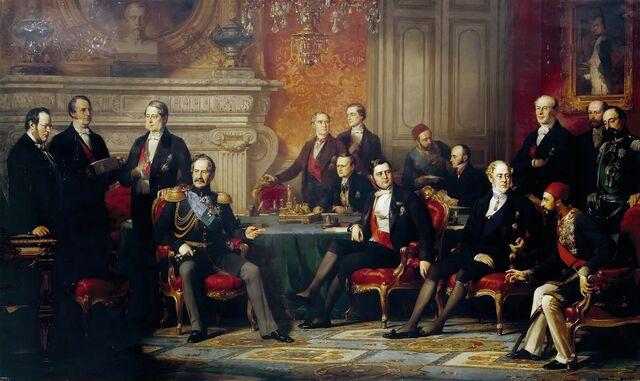 Il congresso di Parigi