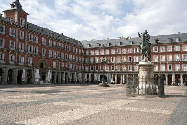 Quarantine is declared in Spain