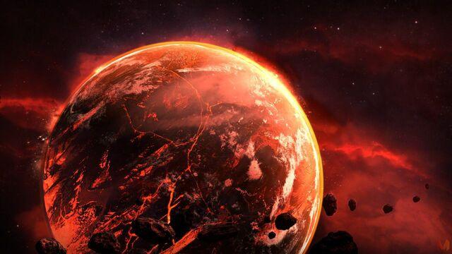 Formazione della terra
