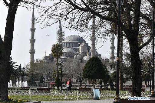 First COVID case in Turkey