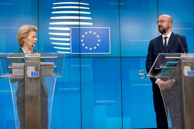 The European Union restricts entry to third countries