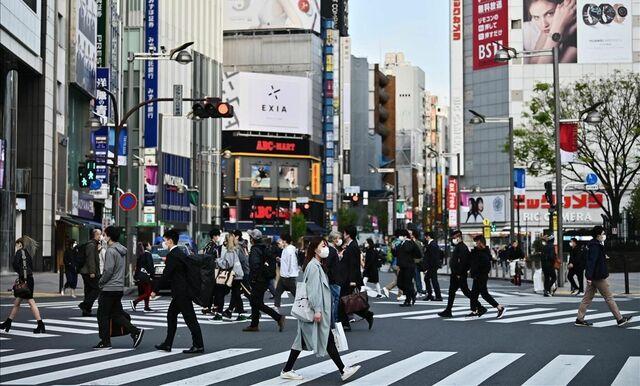 State of emergency in 7 regions of Japan