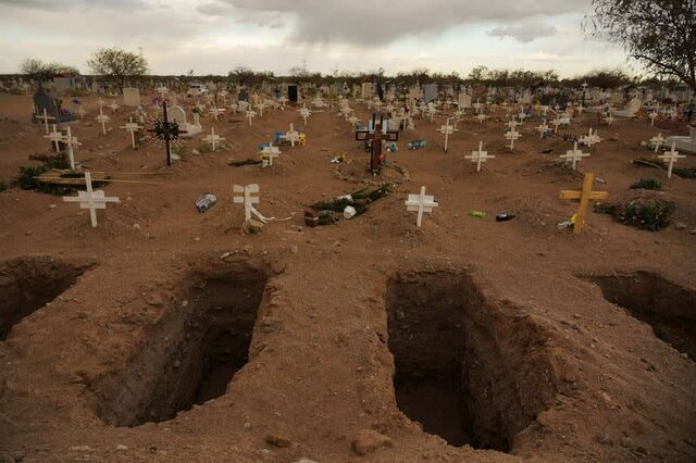 Mexico exceeds 200,000 deaths of COVID