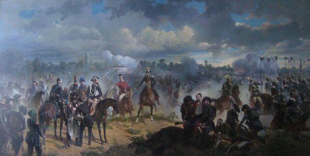Scoppia la prima guerra d'indipendenza