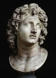 inizio regno Alessandro Magno