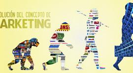 Evolucion del Marketing timeline