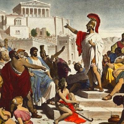 Historia de la democracia  timeline