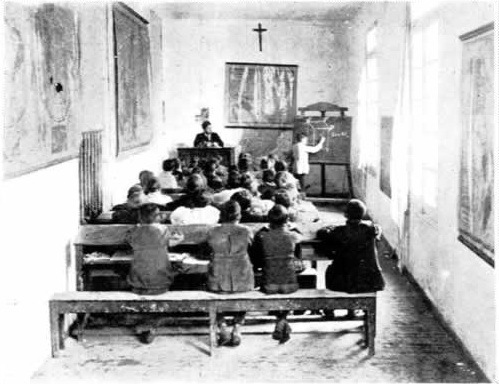 Avances Educativos en el Siglo XIX