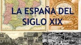 España del S. XIX timeline