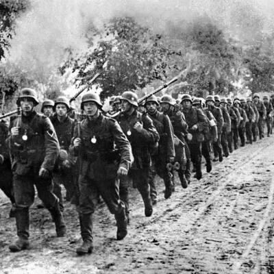 2n Guerra Mundial timeline