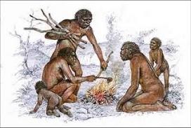 El nacimiento de la pedagogía 20.000 a.c