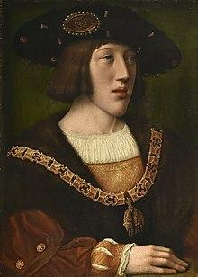 Coronació de Carles I