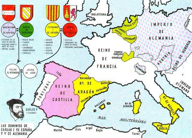 Obtenció d'Espanya