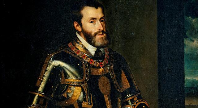 (Carlos I)Coronació de Carlos I