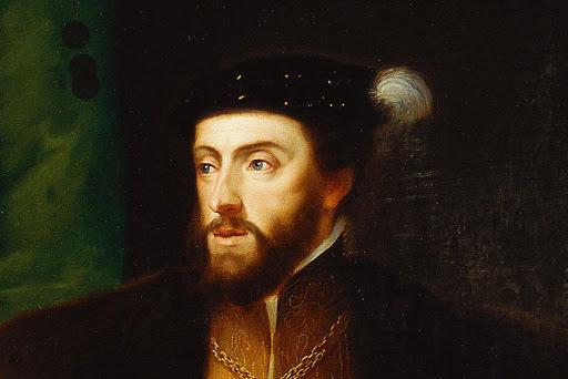 Coronació rei Carles I